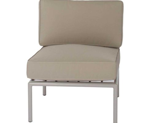 Webstar 1 Seater with back